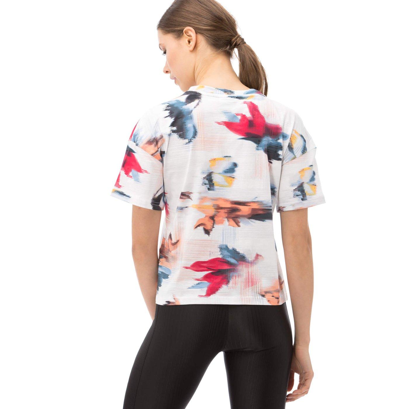 Puma Classics Logo Tee Kadın Renkli Tshirt
