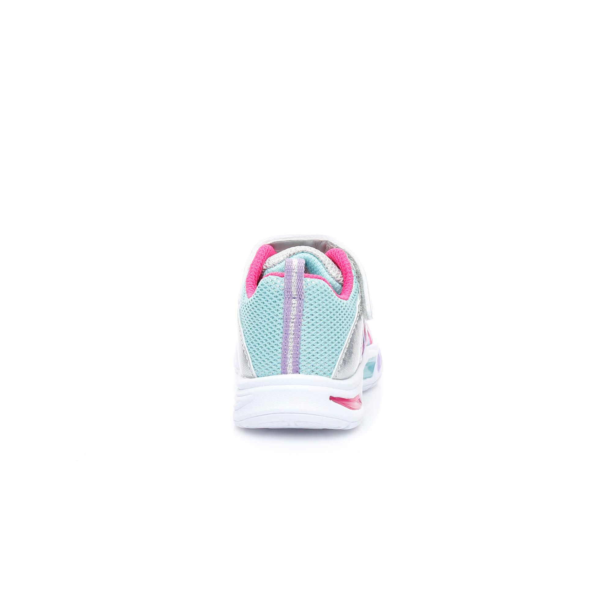 Skechers Litebeams-Dance N'Glow Çocuk Renkli Işıklı Spor Ayakkabı
