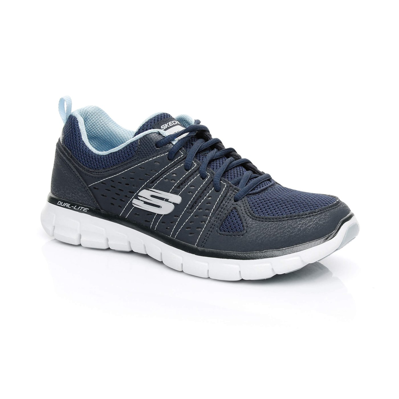 Skechers Synergy Look Book Kadın Lacivert Sneaker