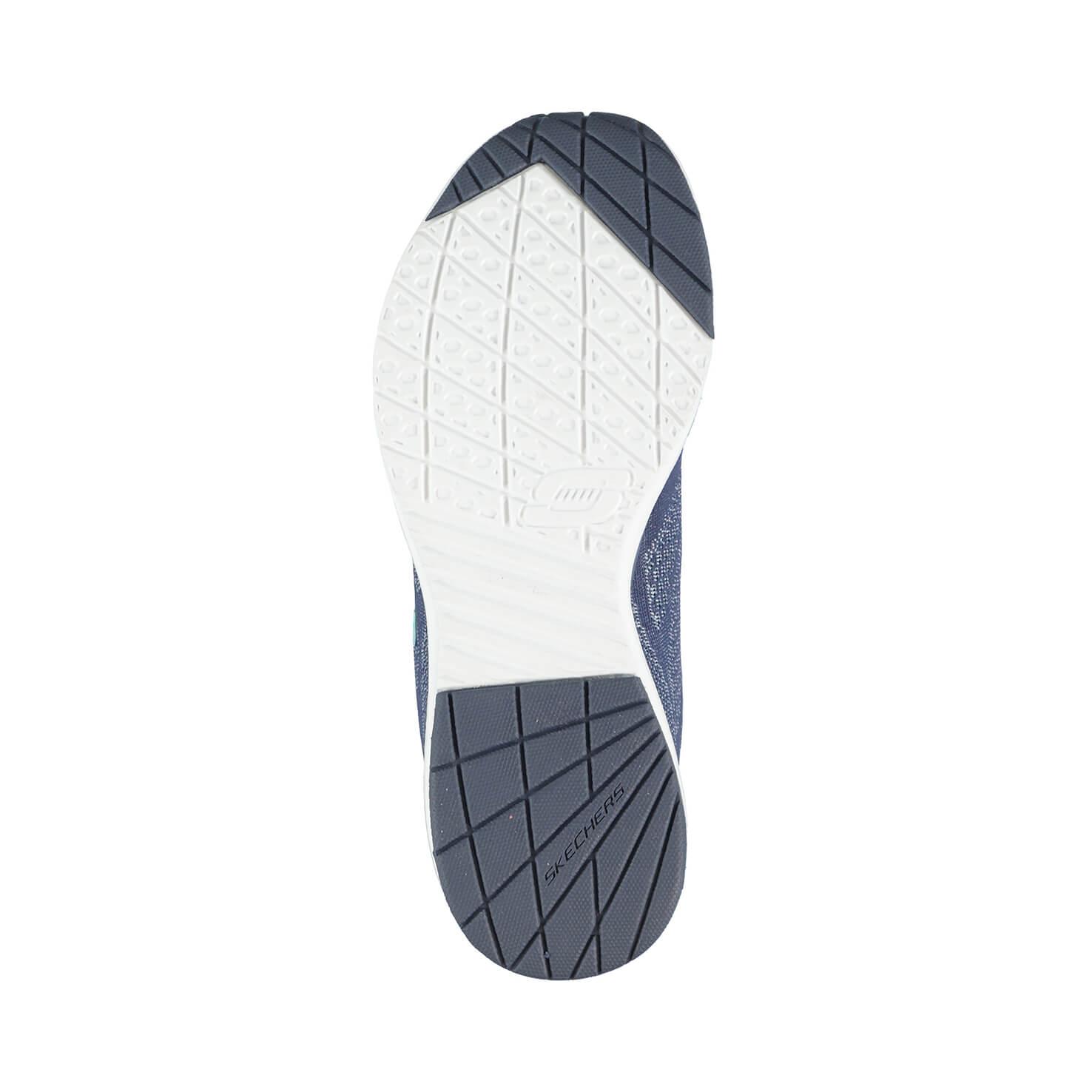 Skechers Skech-Air Infinity Kadın Mavi Spor Ayakkabı
