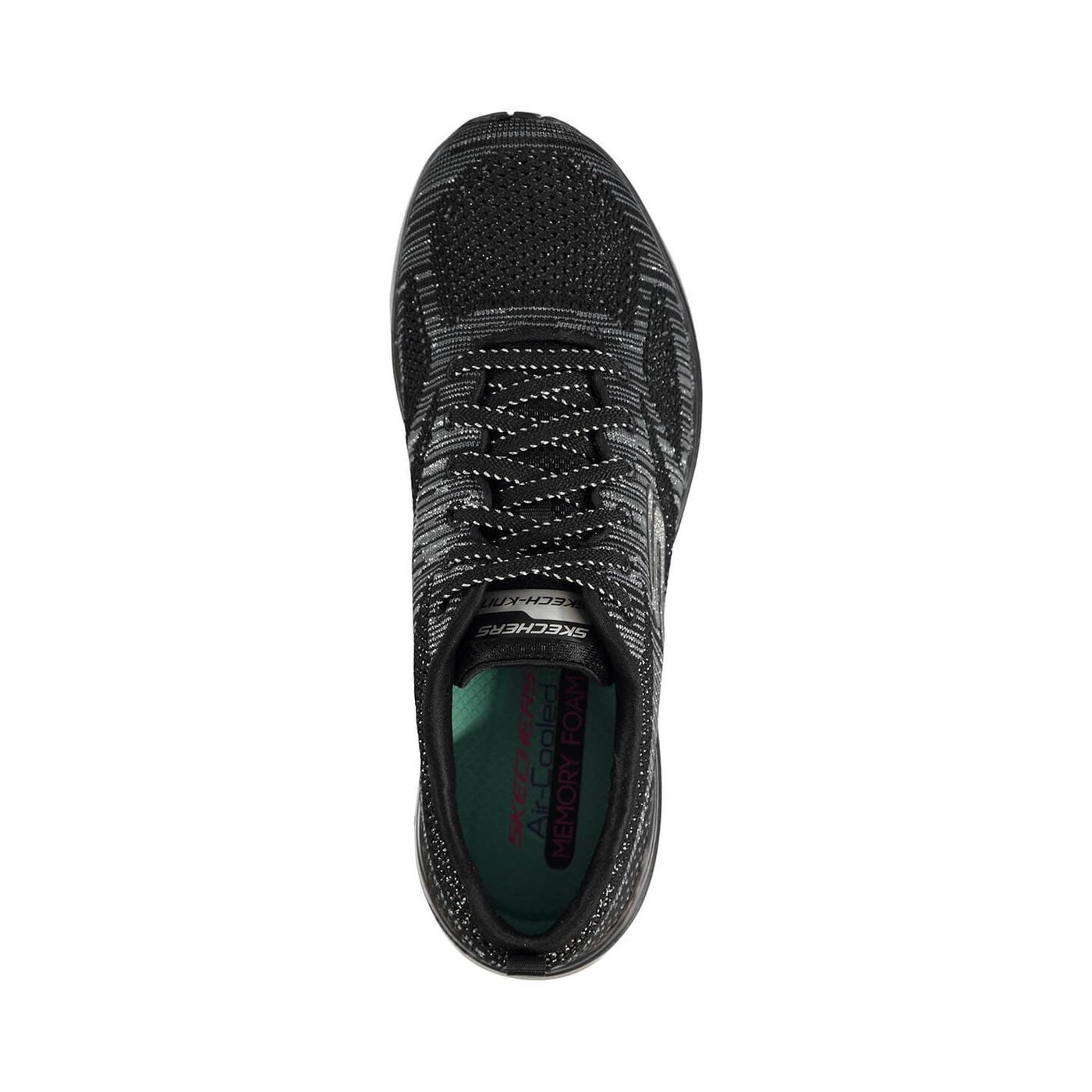 Skechers Skech Air Infinity Stand Out Kadın Siyah Sneaker