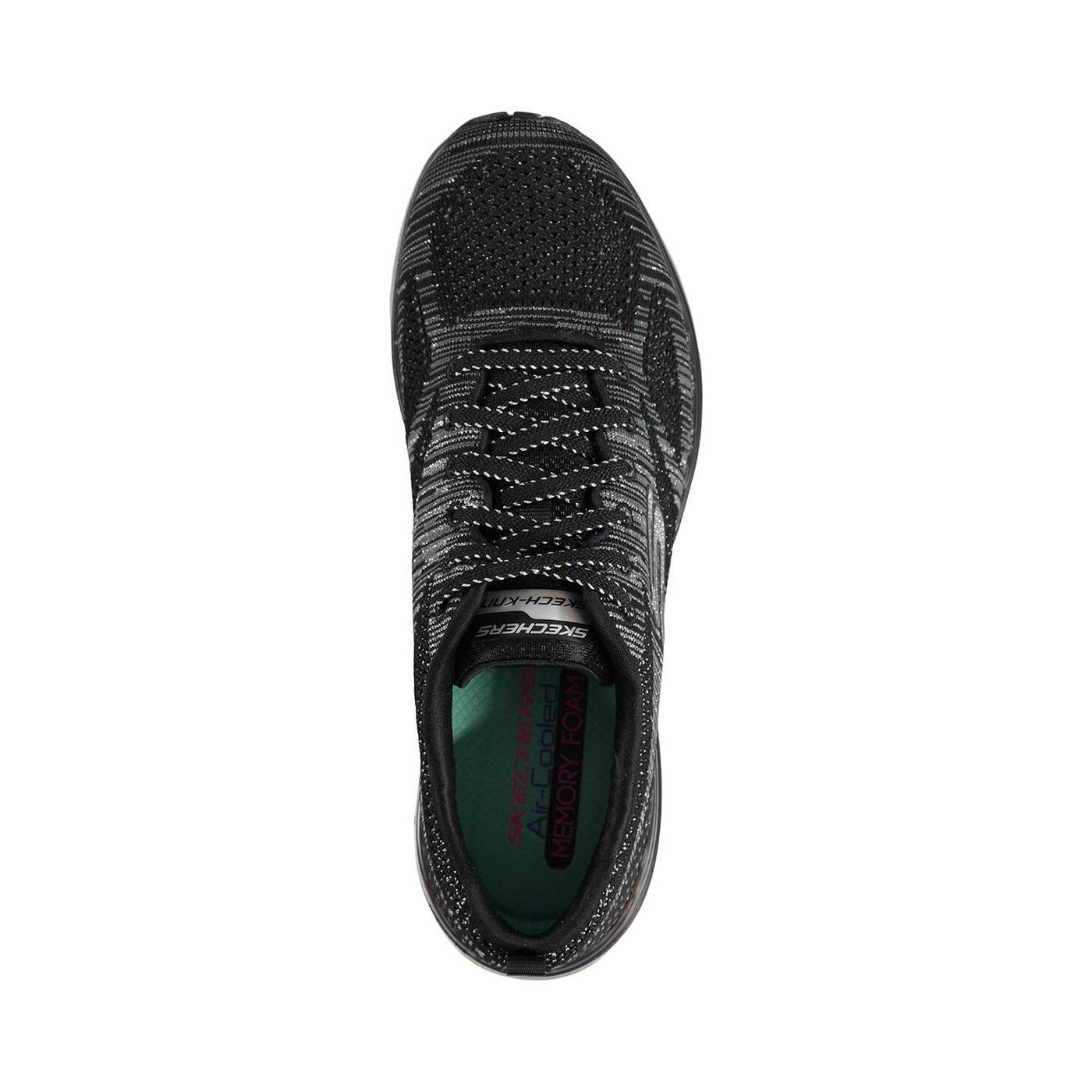 Skechers Skech-Air Infinity-Stand Out Kadın Siyah Sneaker