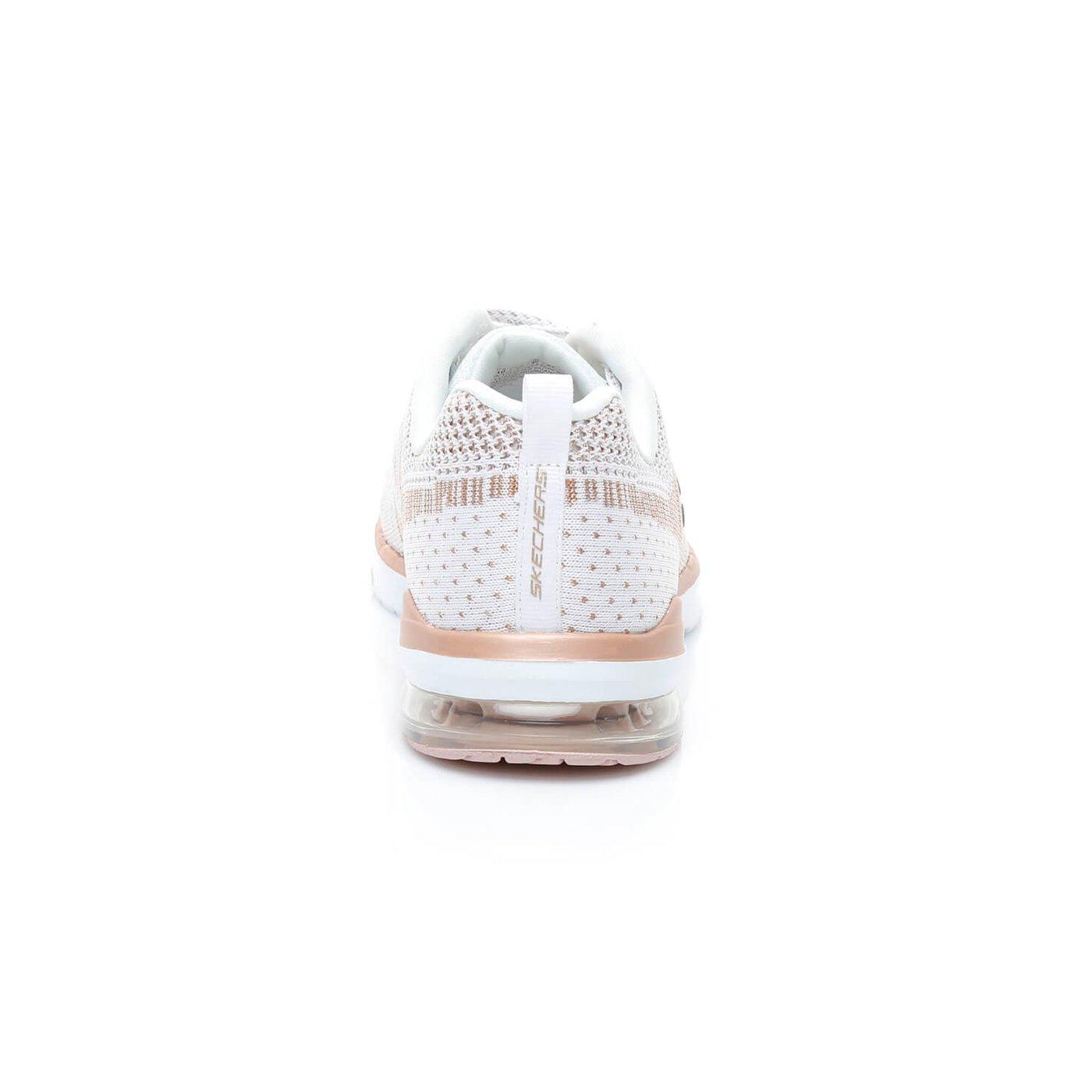 Skechers Skech-Air Infinity-Stand Out Kadın Beyaz Sneaker