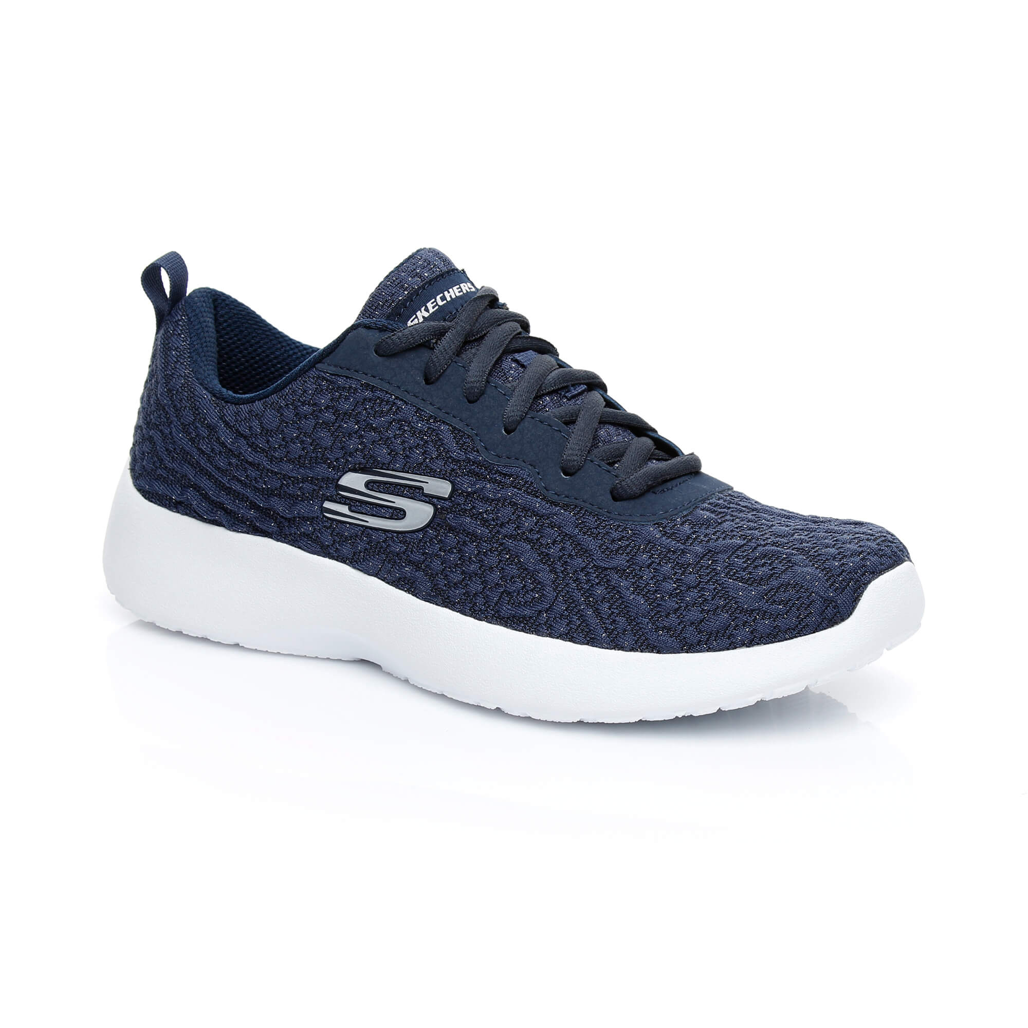Skechers Dynamight-Blissful Kadın Lacivert Sneaker