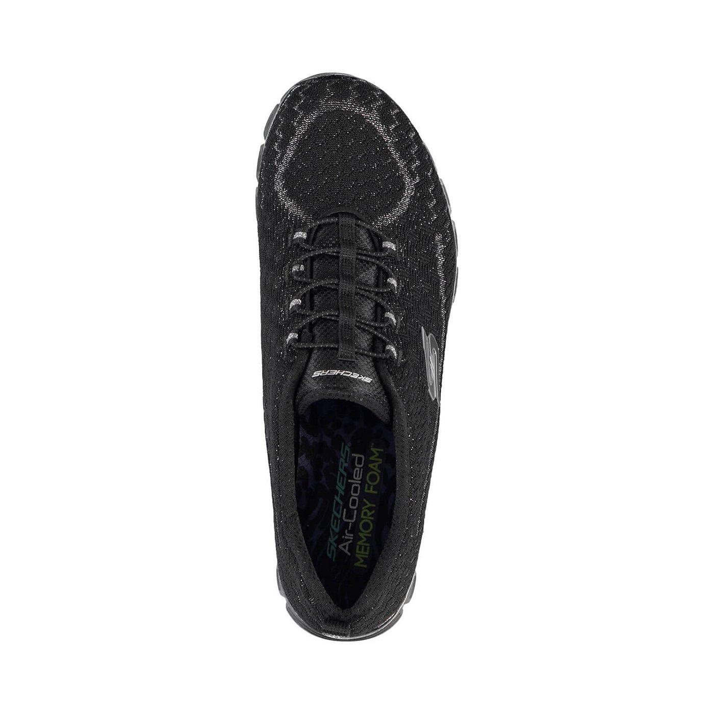 Skechers Ez Flex 3.0 - Estrella Kadın Siyah Sneaker