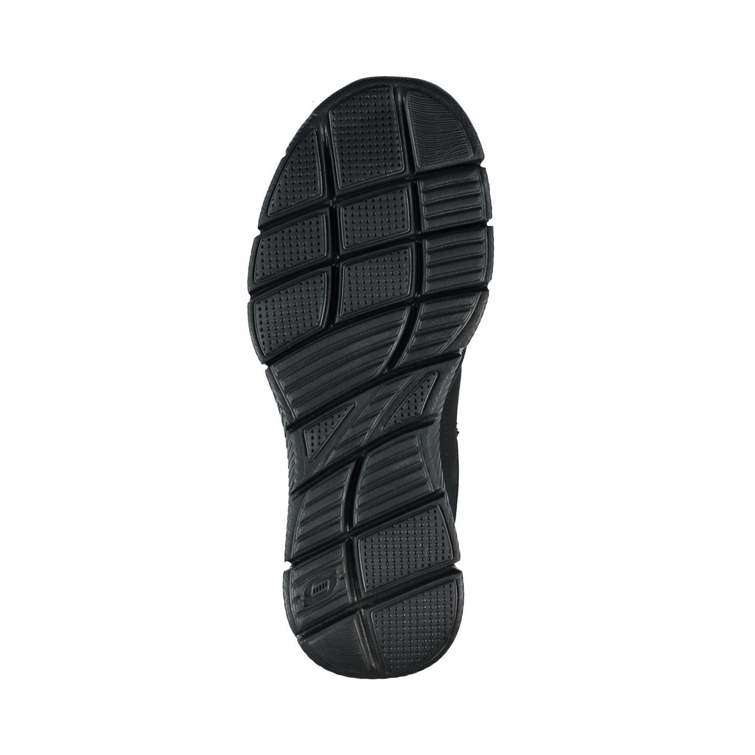 Skechers Equalizer-Persistent Erkek Siyah Spor Ayakkabı