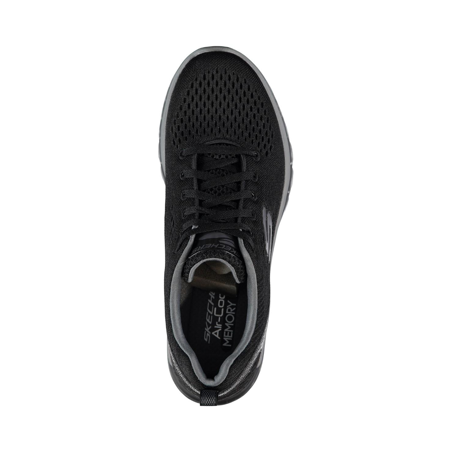Skechers Skech-Air 2.0 - Zero Gravity Erkek Siyah Spor Ayakkabı