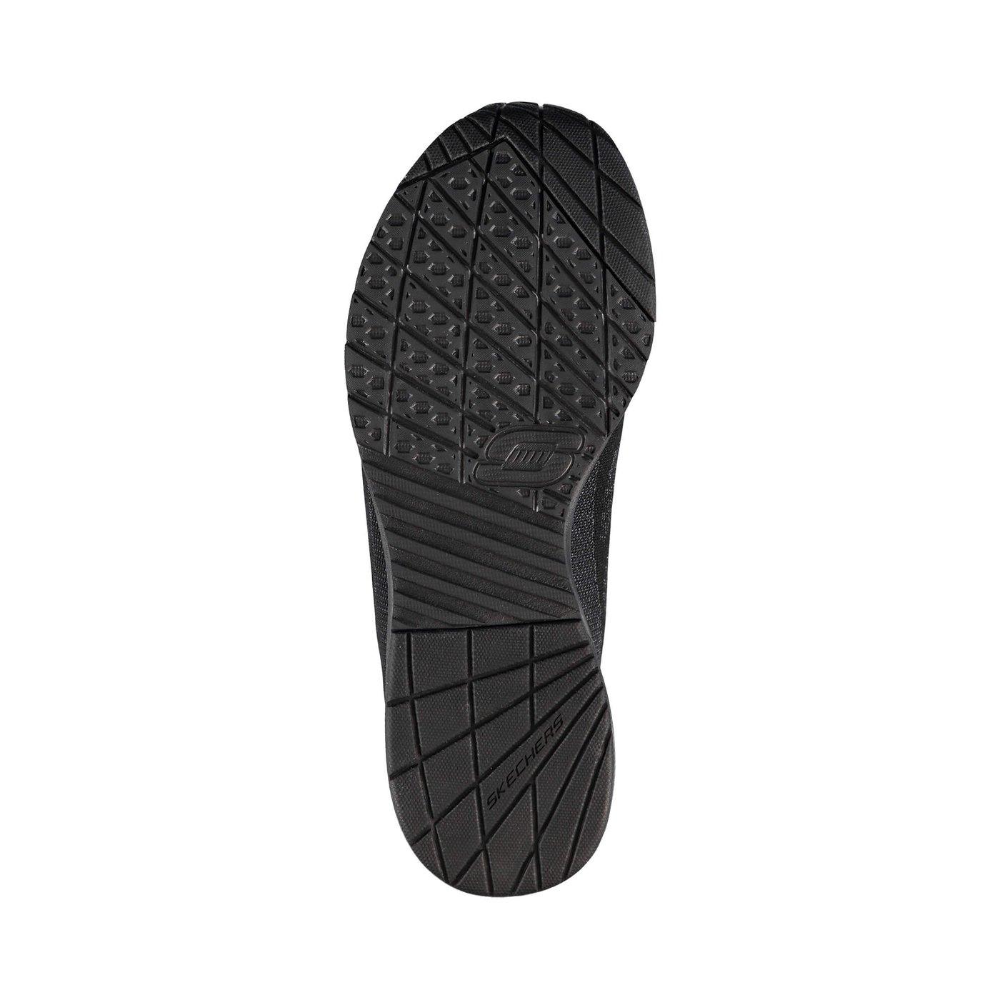 Skechers Sketh-Air Infinity Erkek Siyah Spor Ayakkabı