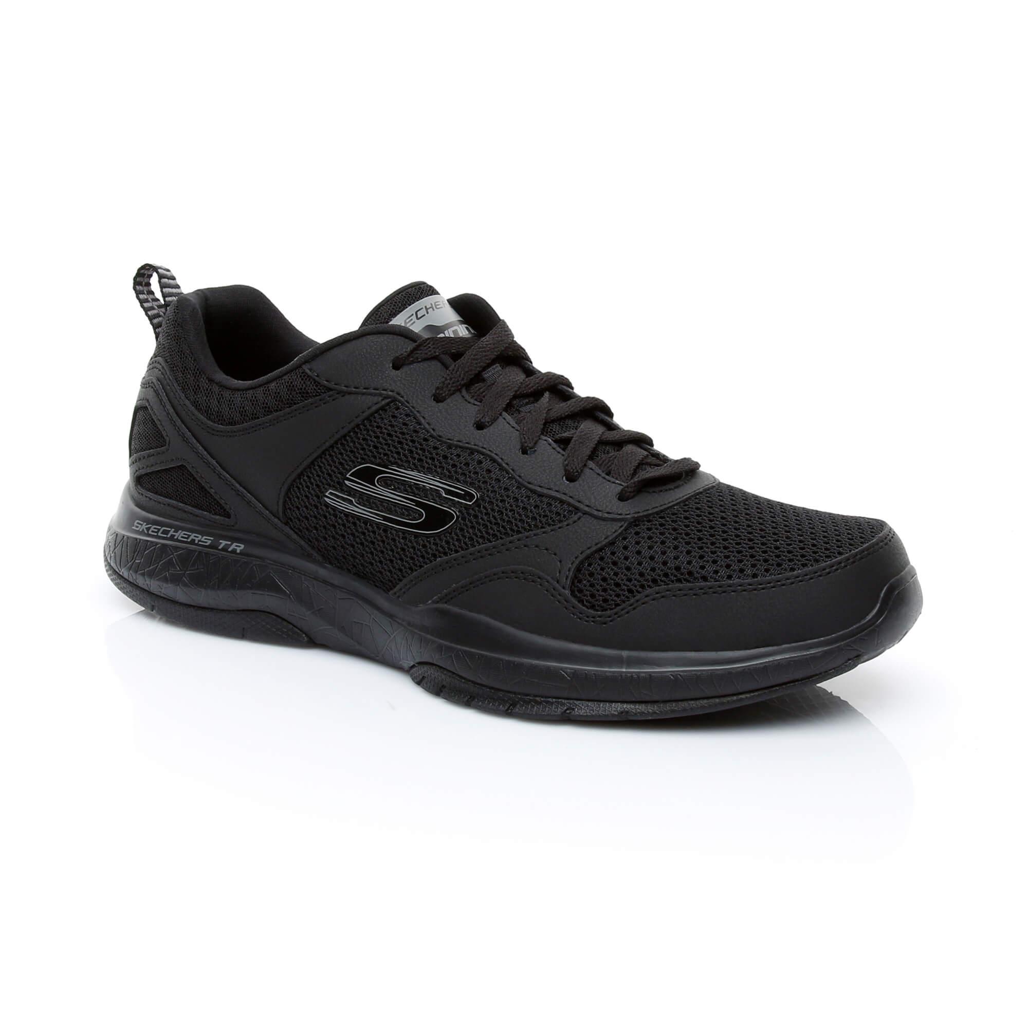 Skechers Burst Tr- Halpert Erkek  Siyah Sneaker