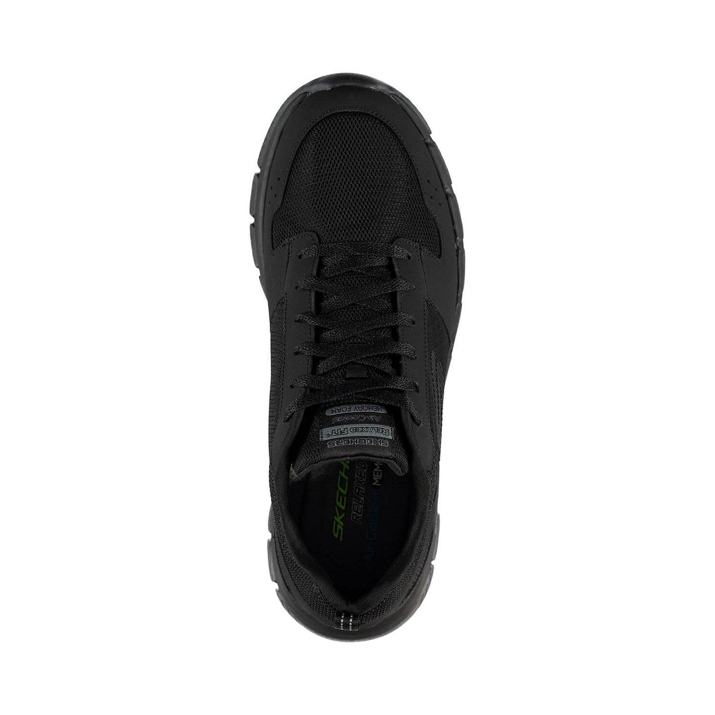 Skechers Skech - Flex 2.0 Erkek  Siyah Sneaker