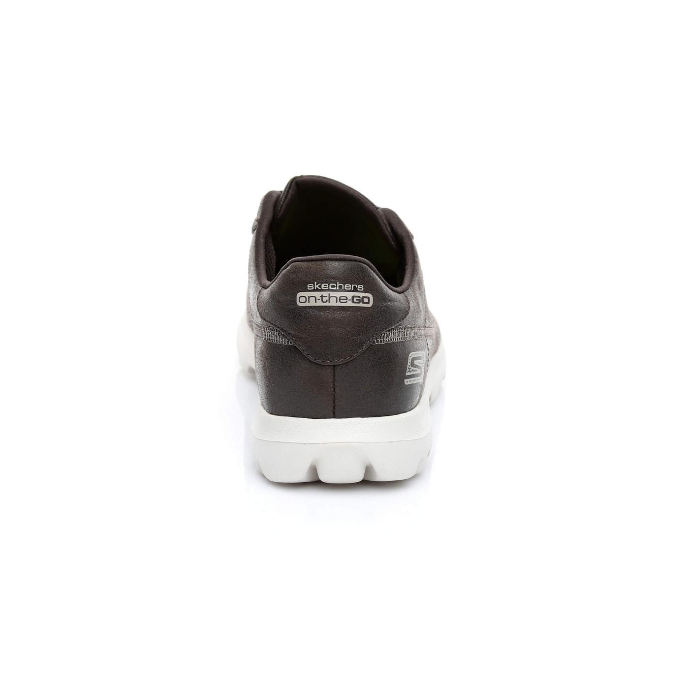 Skechers On The Go Refined Erkek Kahverengi Sneaker