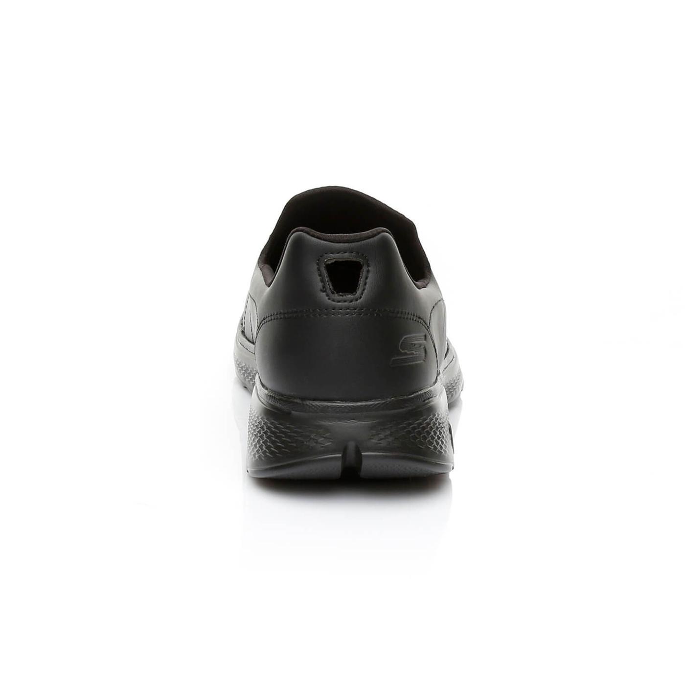 Skechers Go Walk 4 Navigate Erkek Siyah Sneaker