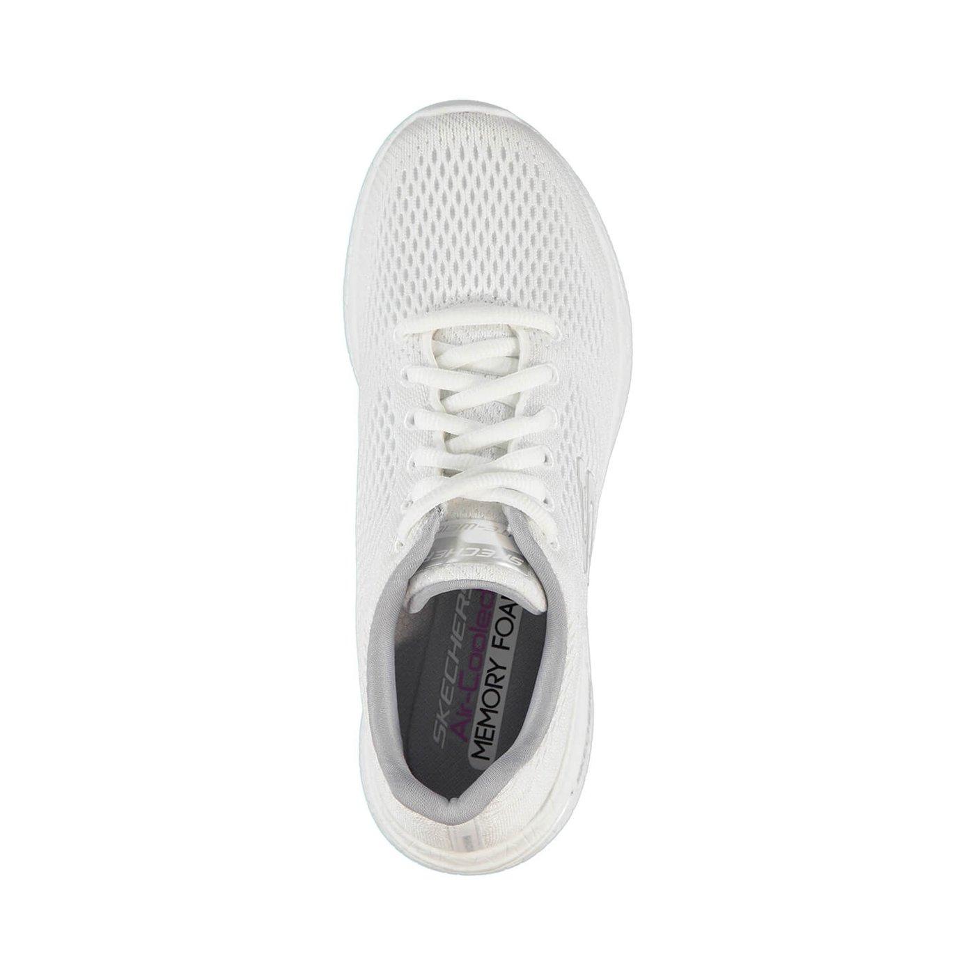 Skechers Burst 2.0 Kadın Beyaz Spor Ayakkabı
