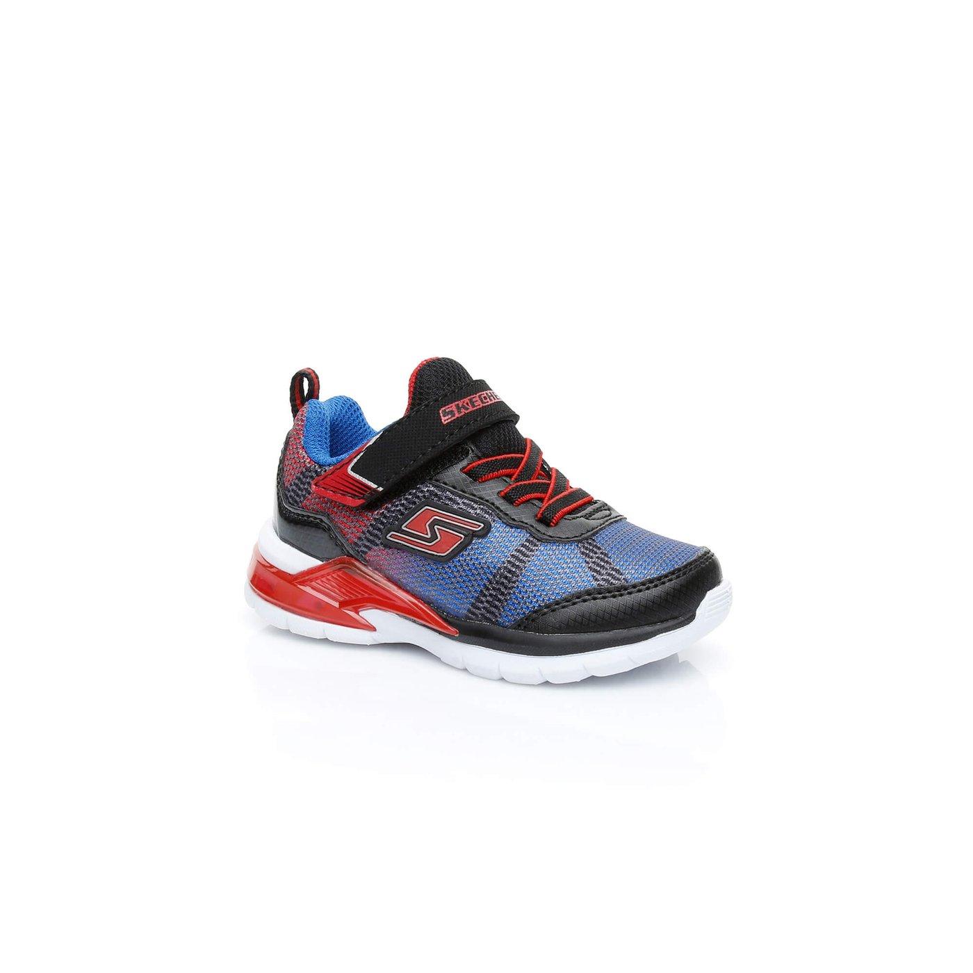 Skechers Eruters II Çocuk Lacivert Işıklı Spor Ayakkabı