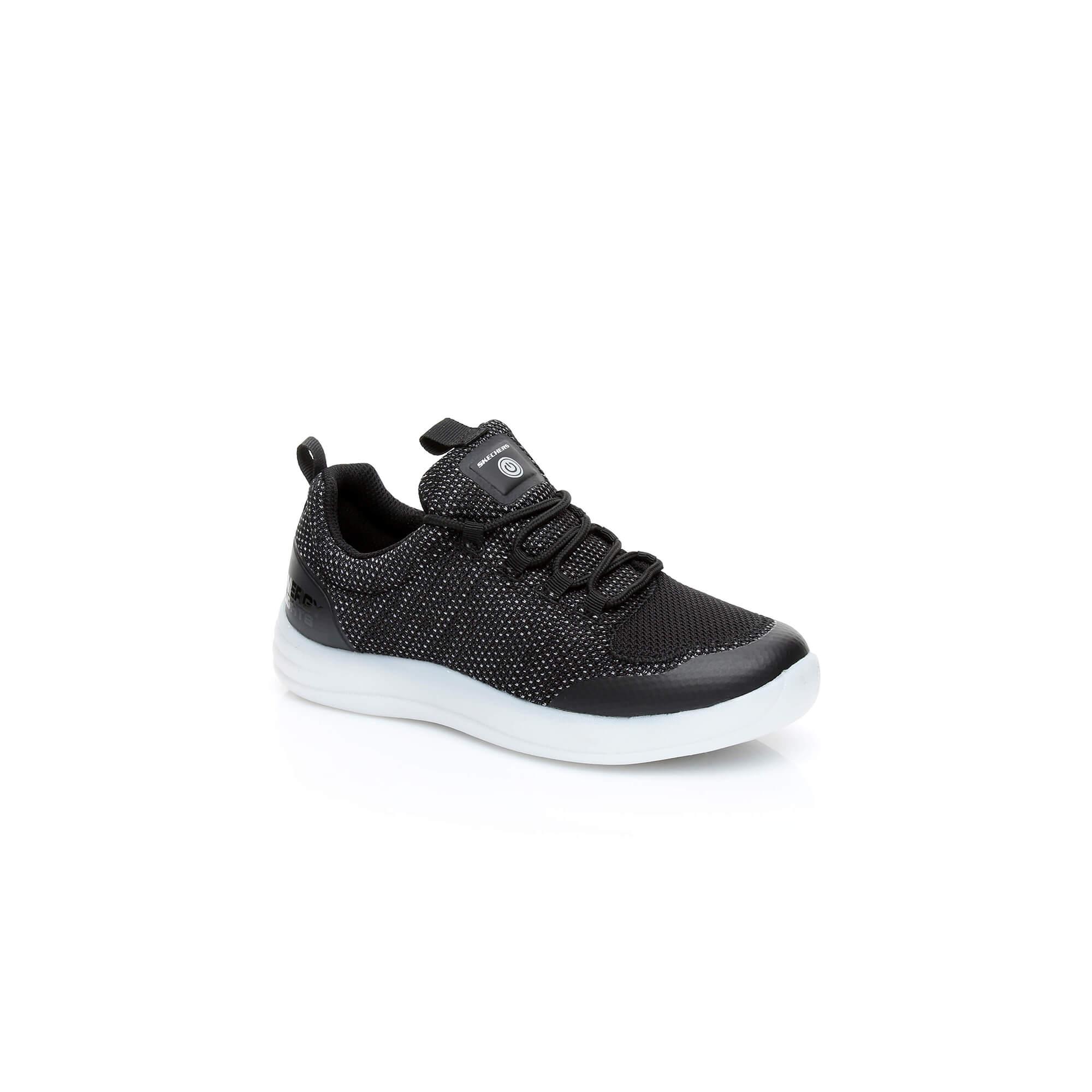 Skechers Energy Lights Street Çocuk Siyah Sneaker