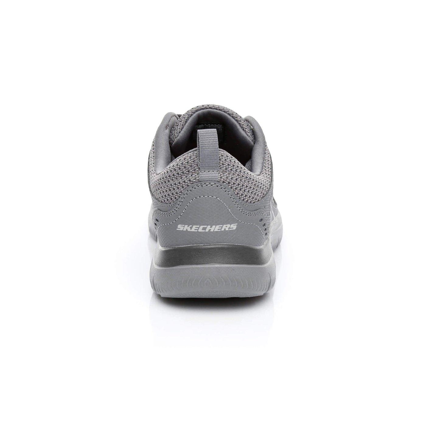 Skechers Summits Erkek Gri Sneaker