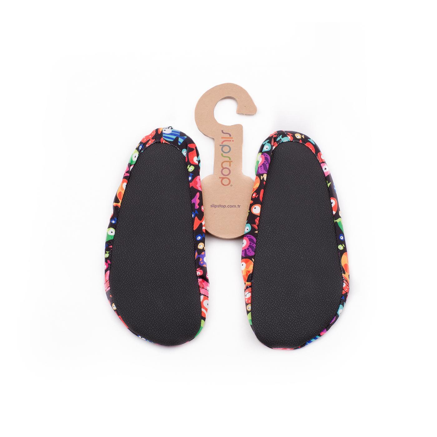 Slipstop Fish Çocuk Renkli Havuz Ayakkabısı