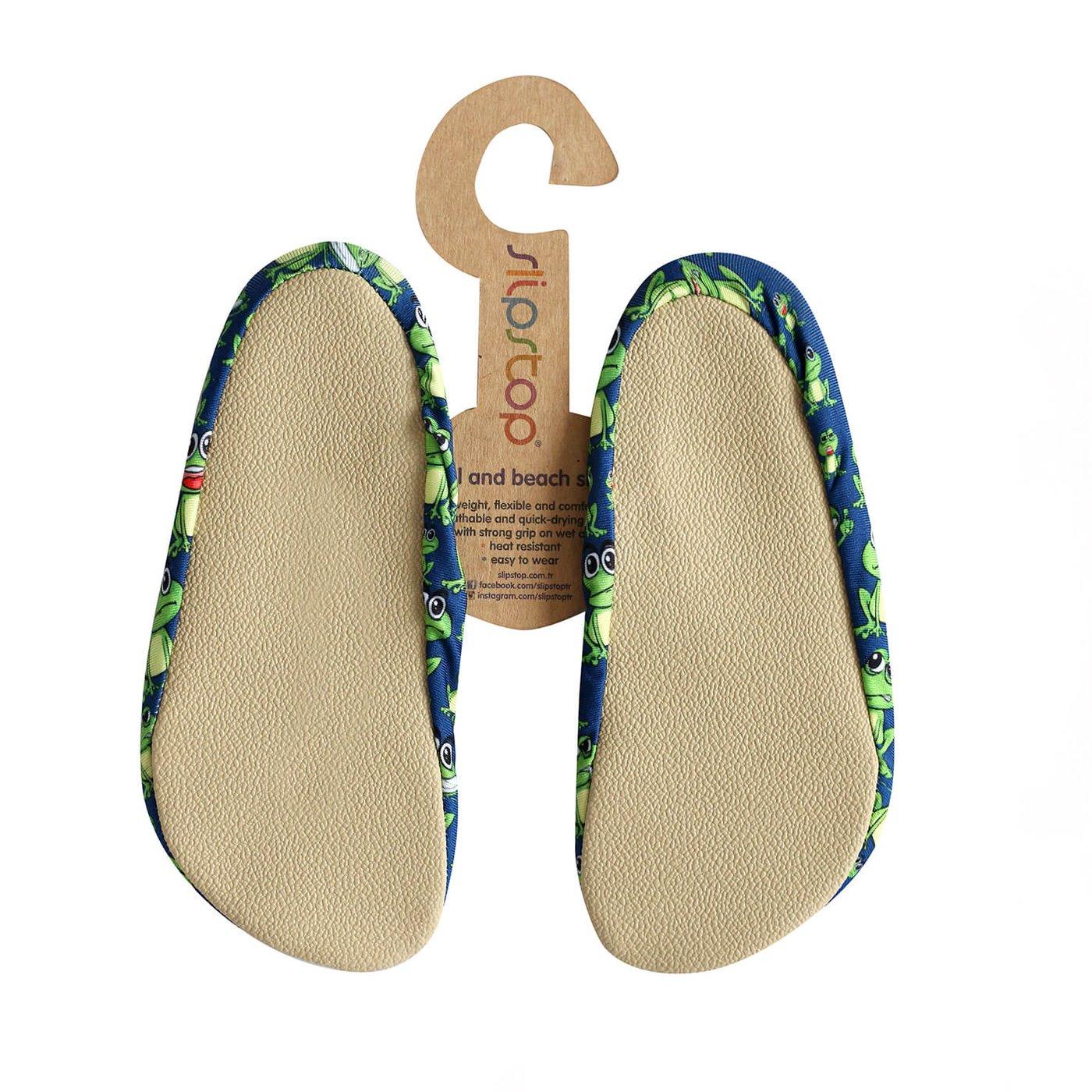 Slipstop Kirby Renkli Çocuk Havuz Ayakkabısı