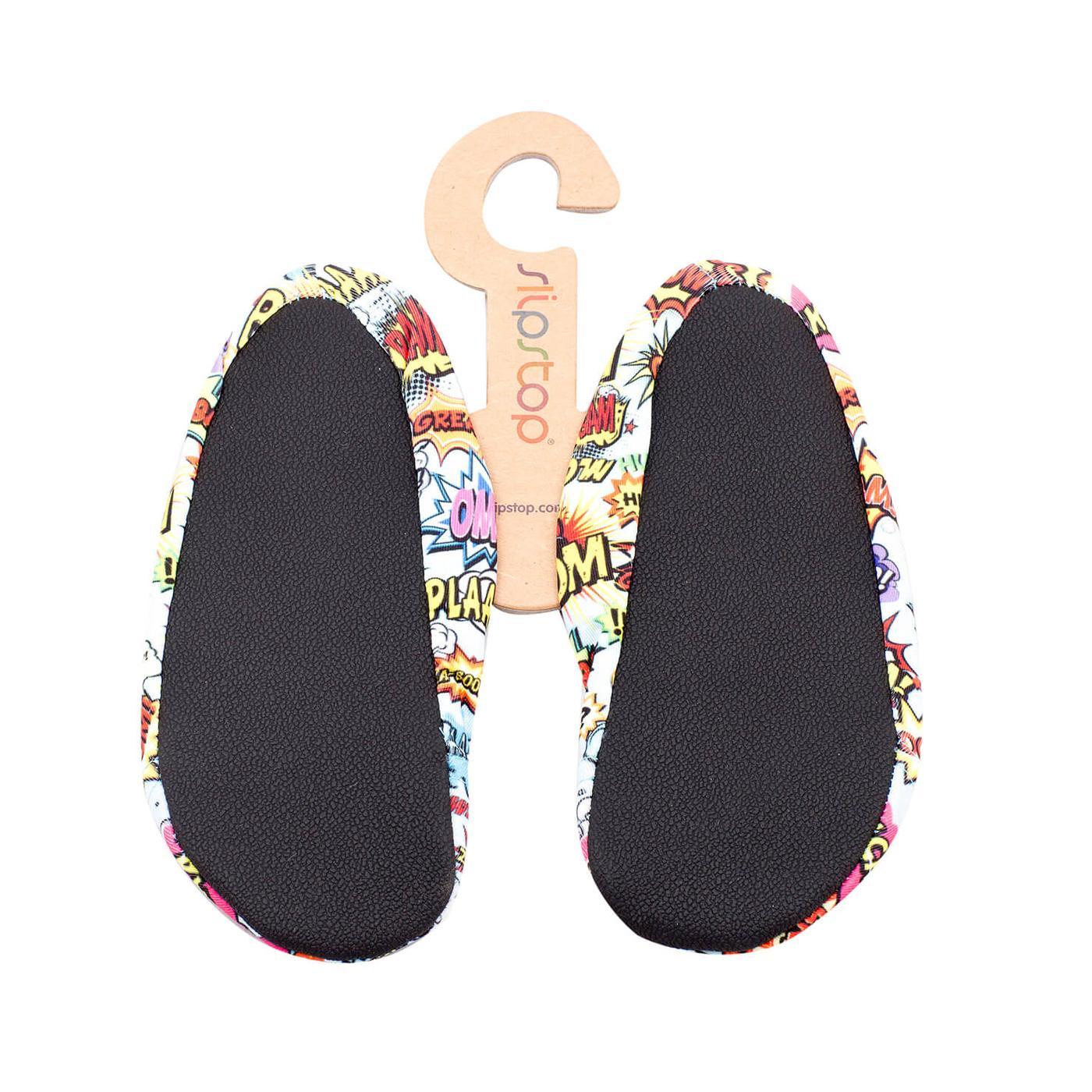 Slipstop Boom Renkli Çocuk Havuz Ayakkabısı
