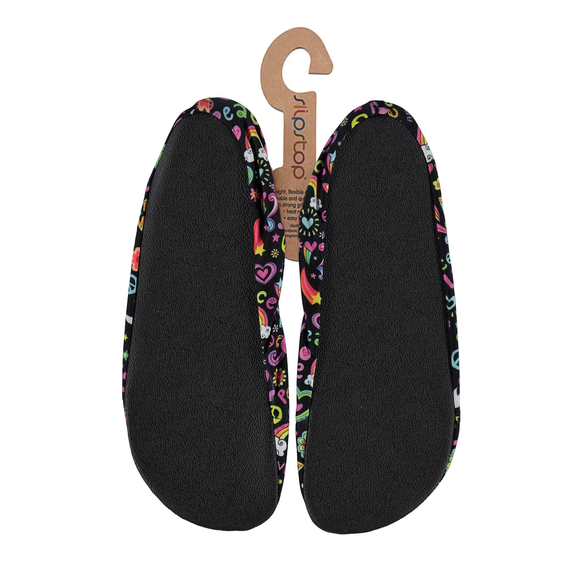 Slipstop Peace Kadın Renkli Havuz Ayakkabısı