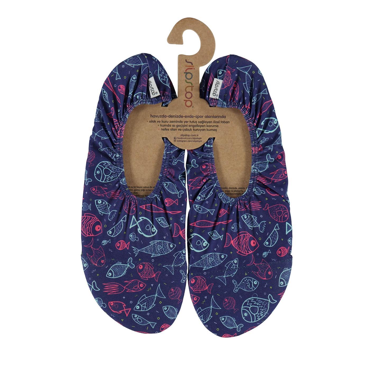 Slipstop Underwater Kadın Mor Havuz Ayakkabısı