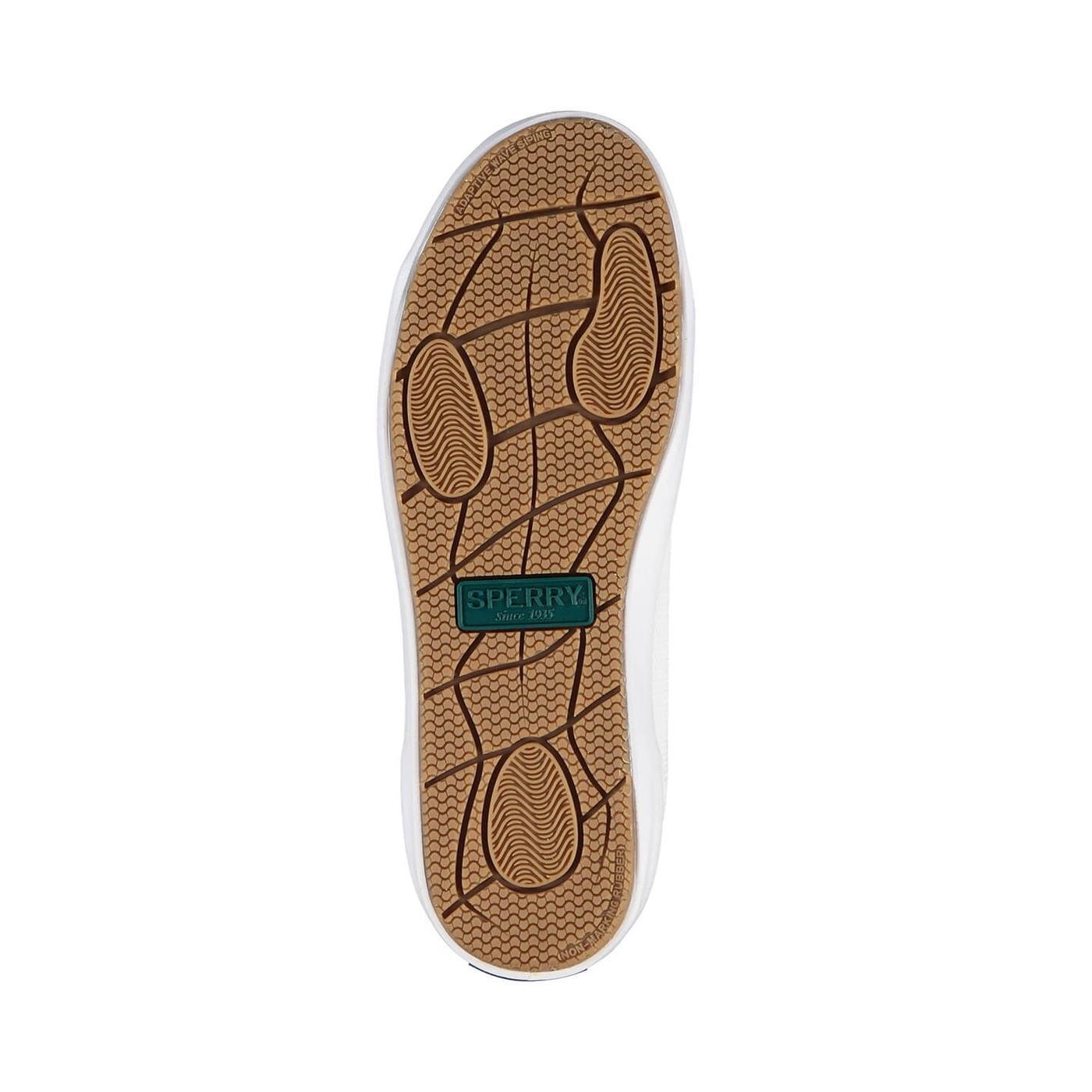 Sperry Flex Deck Erkek Beyaz Sneaker