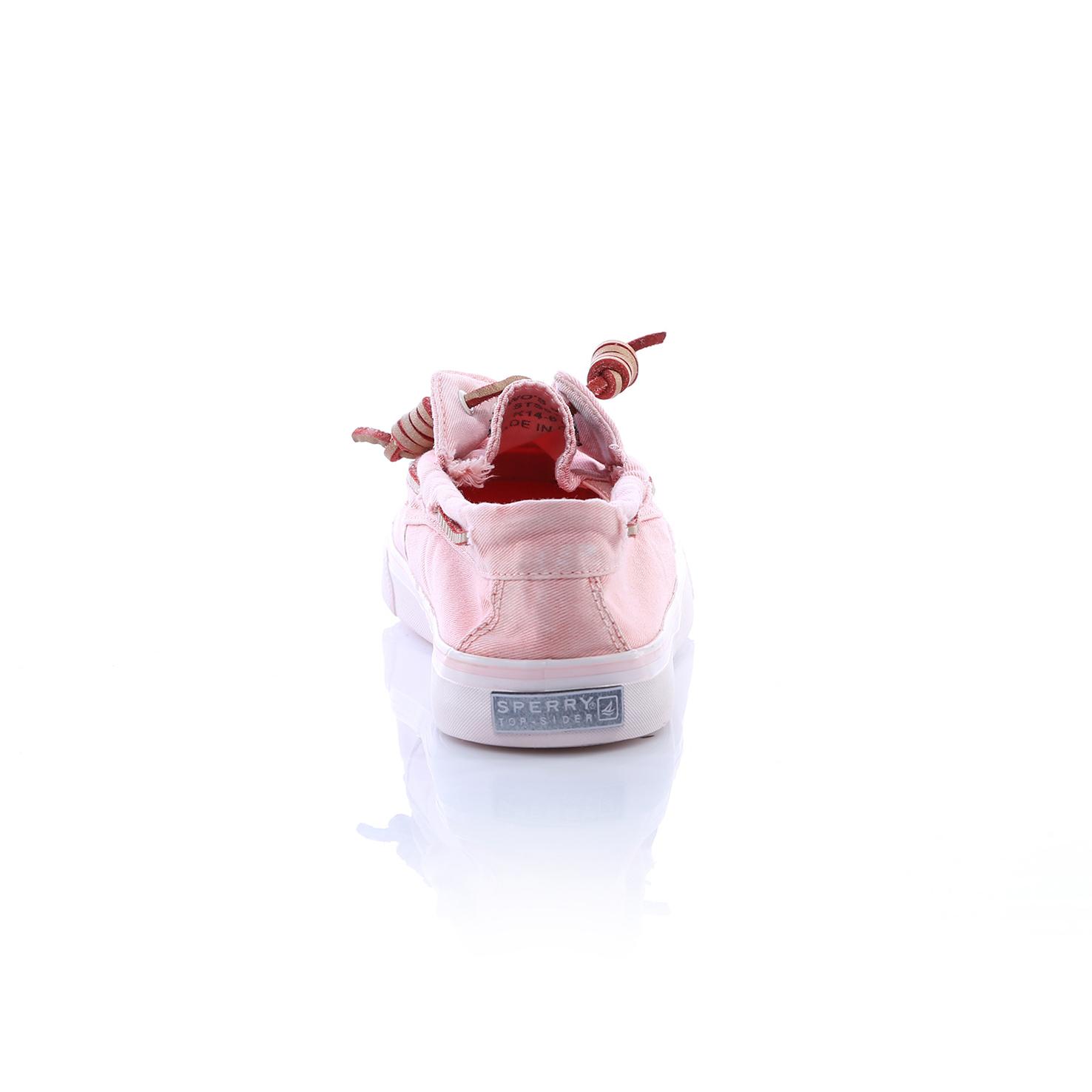 Sperry Bahama 2'Eye Yıkamalı Kadın Pembe Sneaker