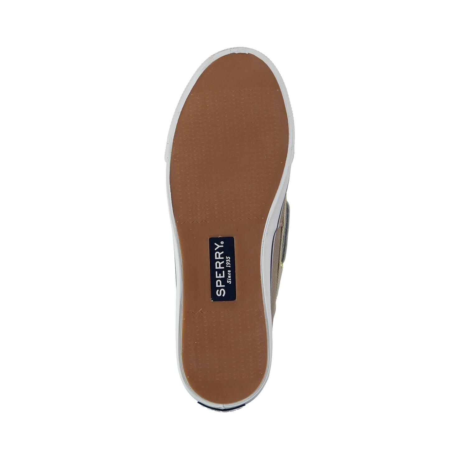Sperry Top Sider Bahama Kadın Krem Sneaker