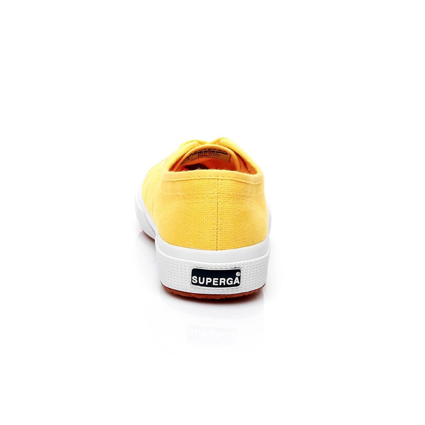 Superga 2750 Cotu Classic Kadın Sarı Sneaker