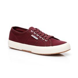 Superga Cotu Classic Unisex Bordo Sneaker