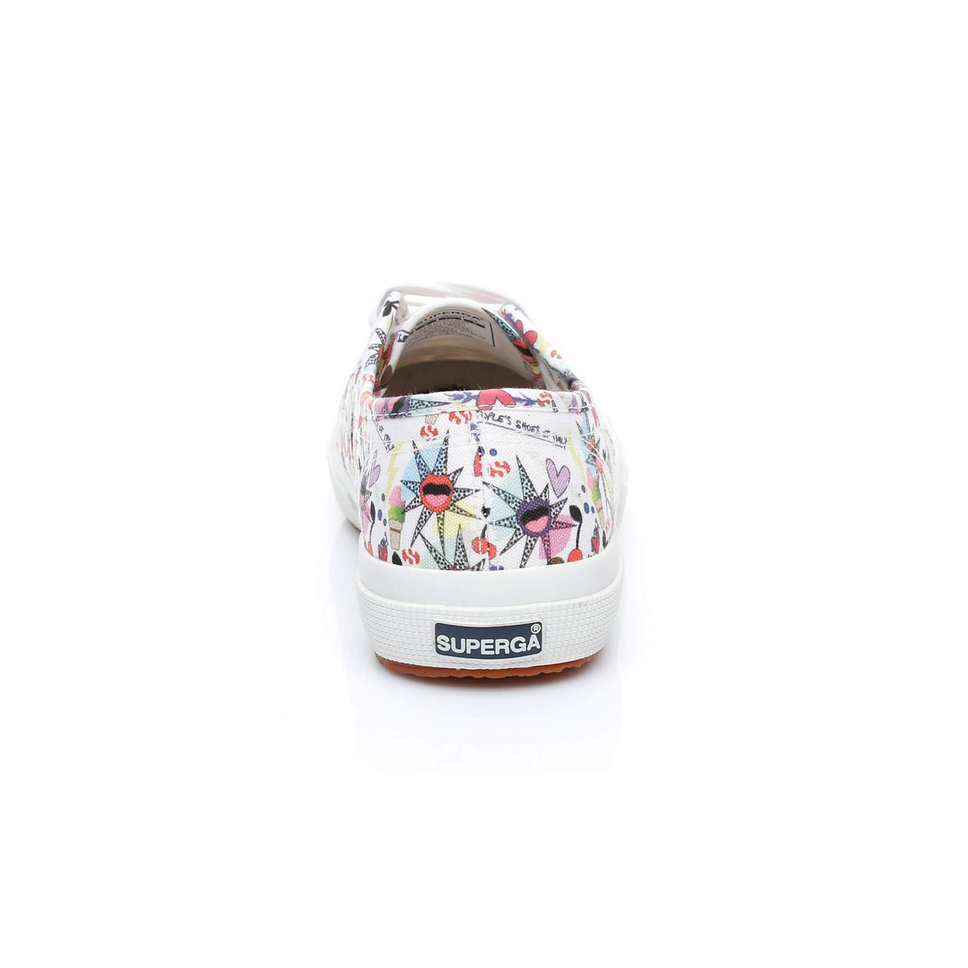 Superga 2750 Fantasy Kadın Renkli Sneaker