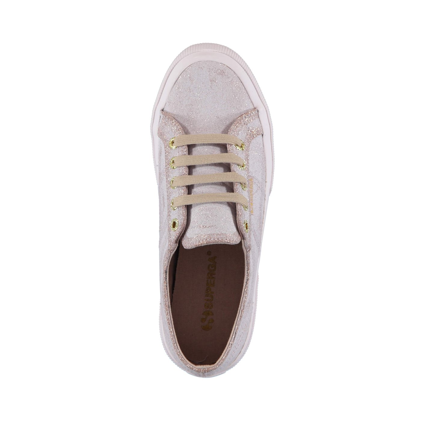 Superga 2750 Glitter Kadın Metalik Sneaker