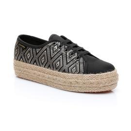 Superga 2730 Tinropew Kadın Siyah Sneaker