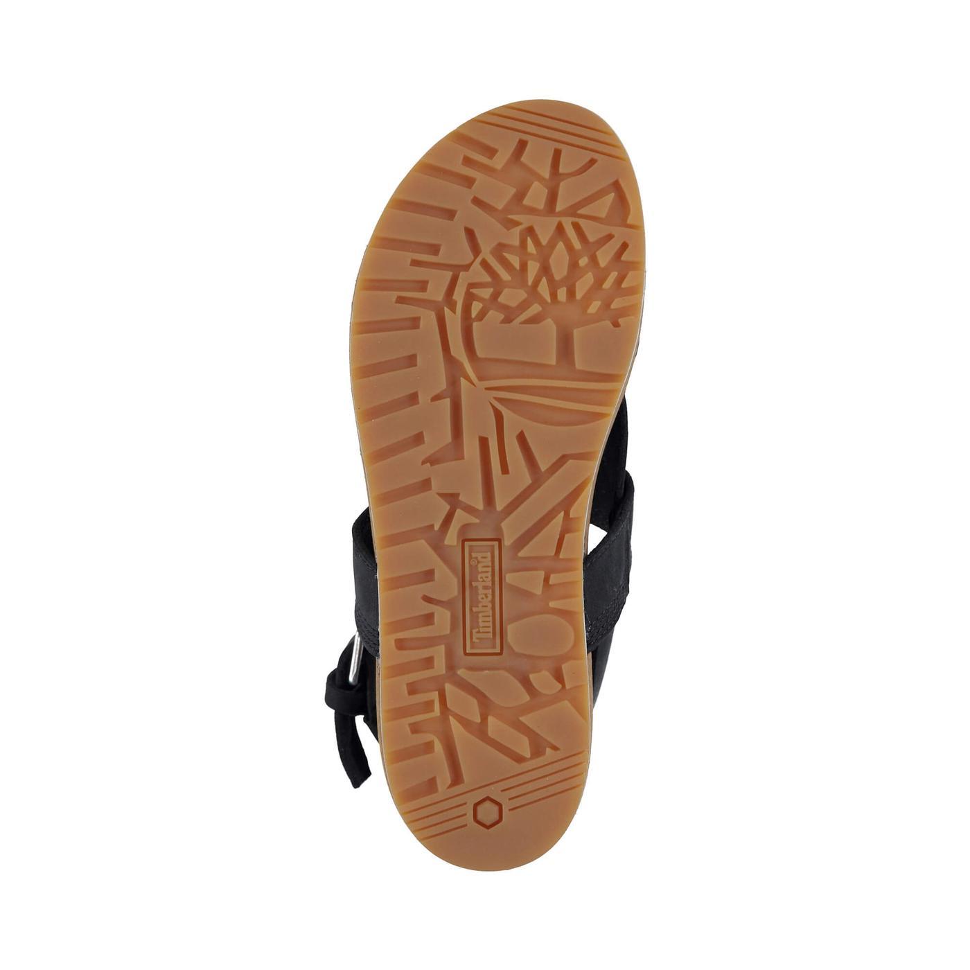 Timberland Malibu Waves Kadın Siyah Sandalet