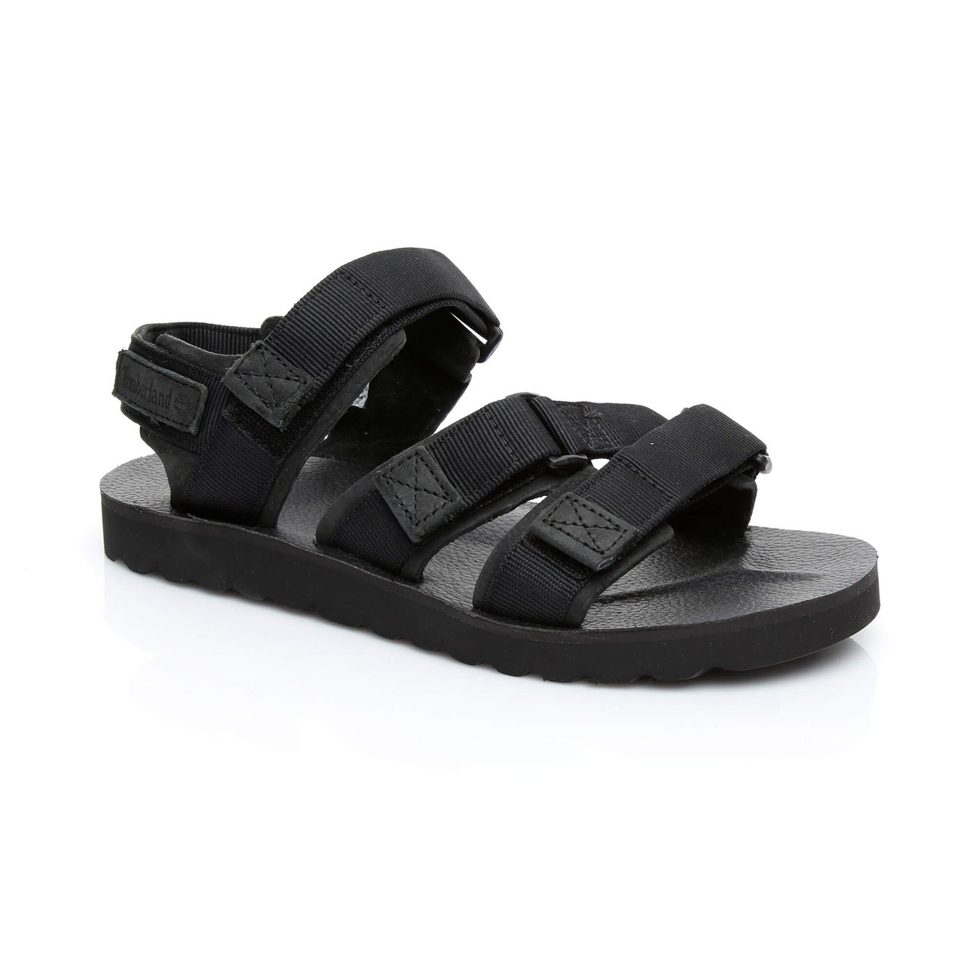 Timberland Pierce Point Sandal Erkek Siyah Sandalet