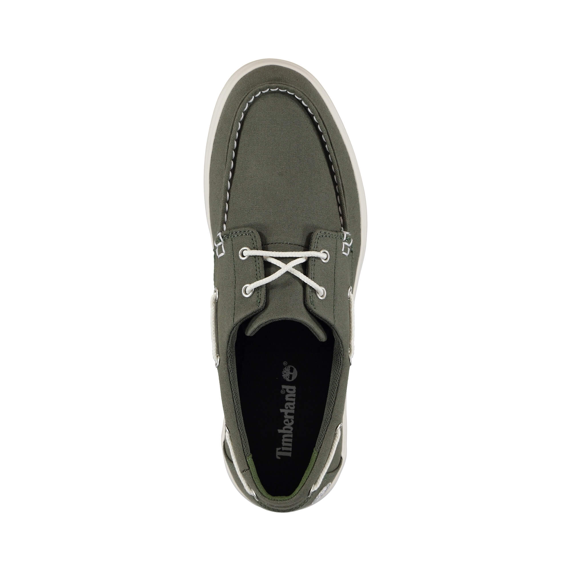 Tımberland Union Wharf 2 Eye Boat Ox Erkek Siyah Sneakers