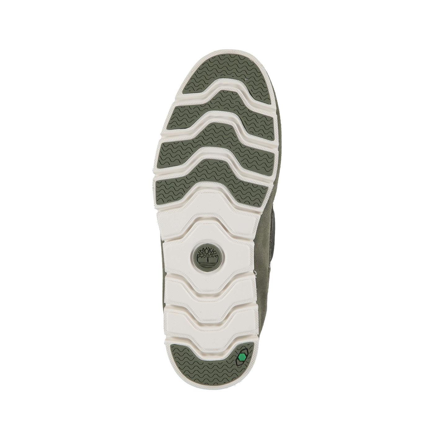 Timberland Tidelands 2 Eye Suede Erkek Yeşil Sneakers