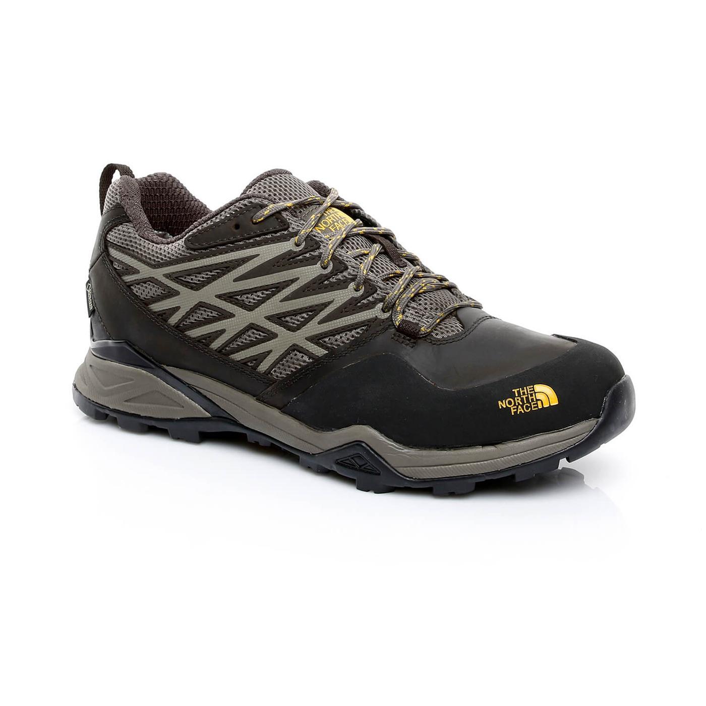 The North Face Hedgehog Hike Gore Tex Erkek Kahverengi Spor Ayakkabı