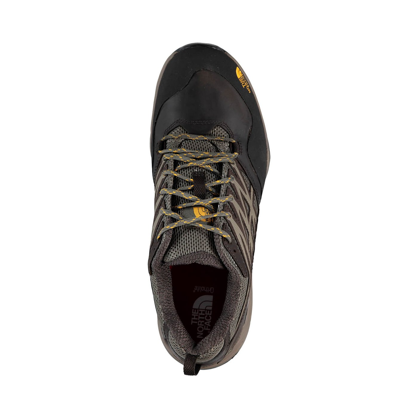 The North Face Hedgehog Hike Gore-Tex Erkek Kahverengi Spor Ayakkabı