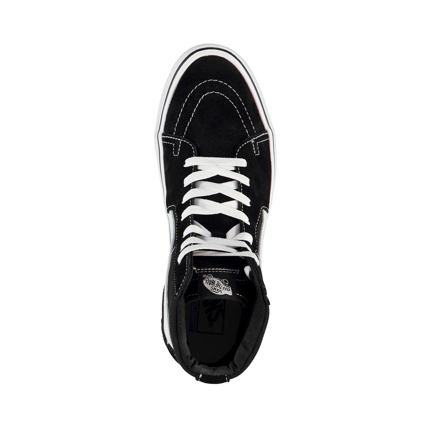 Vans Sk8 Hi Lite Erkek Siyah Sneaker