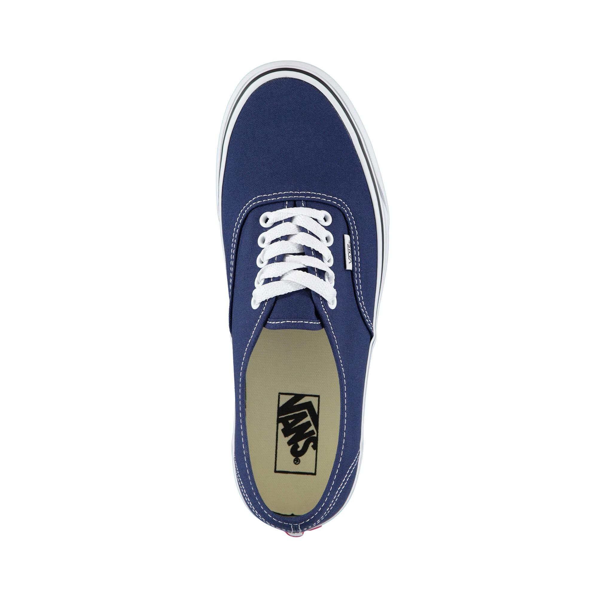 Vans Ua Authentic Erkek Mavi Sneaker