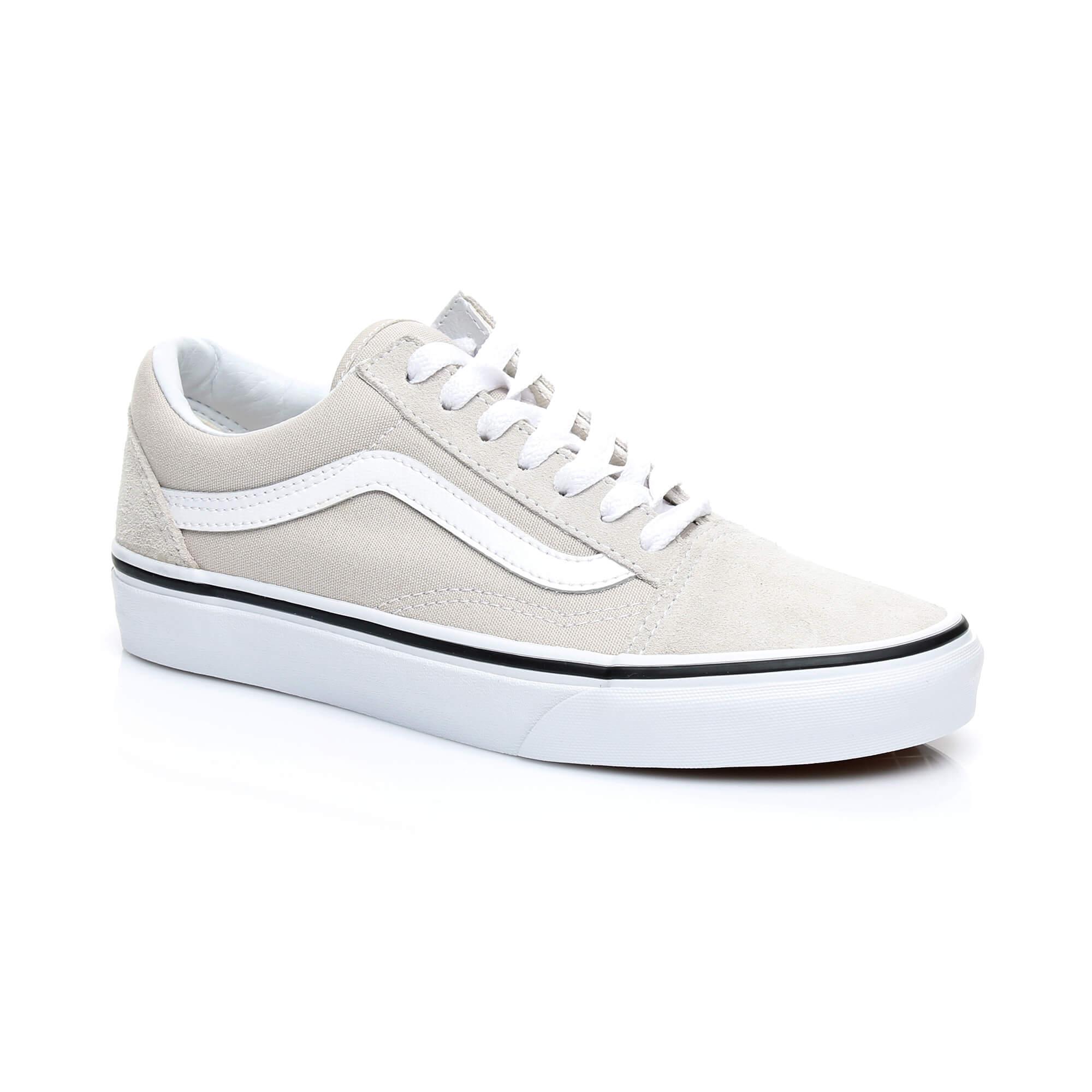 2c139f6bf42f39 Vans Ua Old Skool Unisex Beyaz Sneaker Kadin Sneaker 3150248