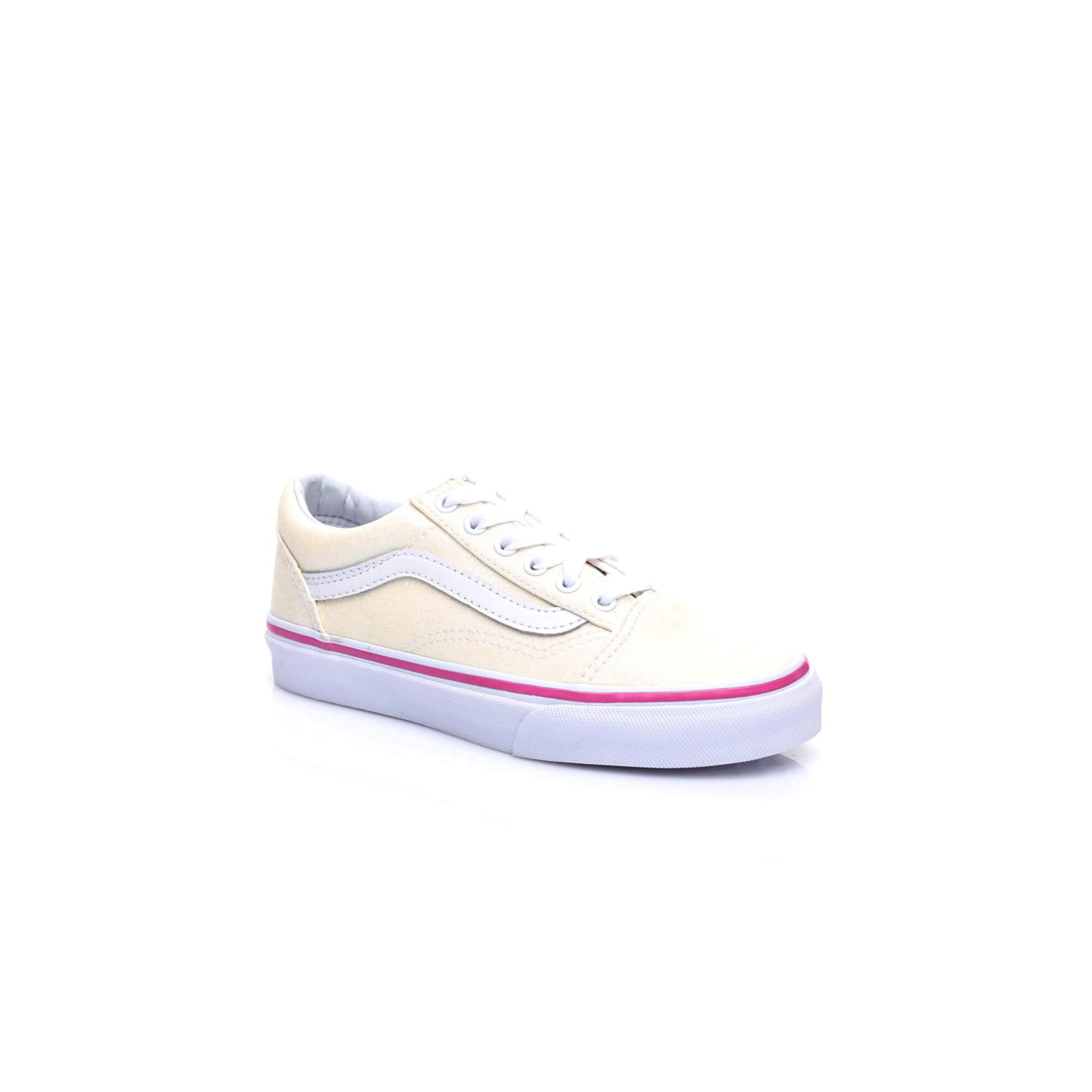 Vans Uy Old Skool Çocuk Pembe Sneaker