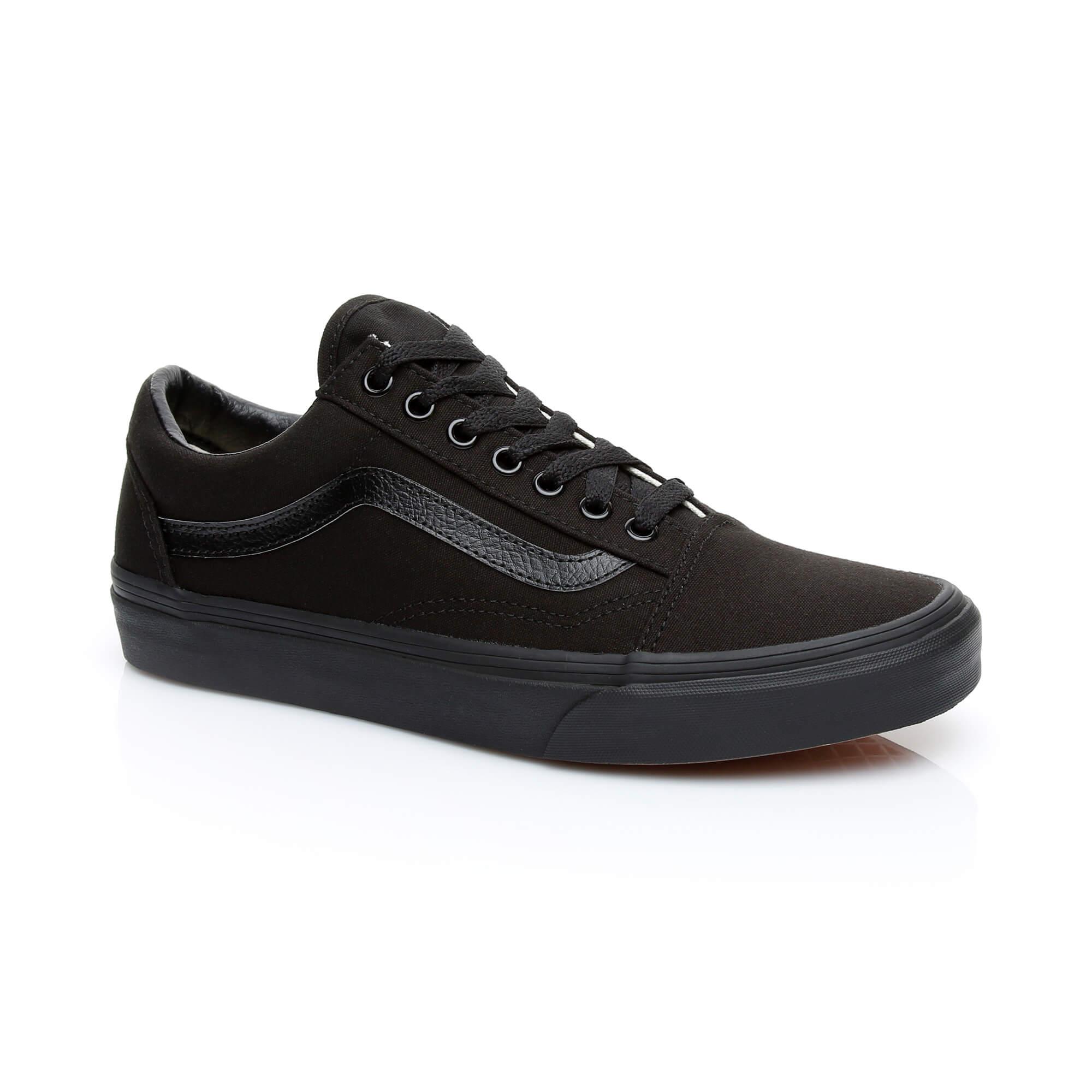 cd5081ad51 Vans Old Skool Unisex Siyah Sneaker Kadin Sneaker 3131443