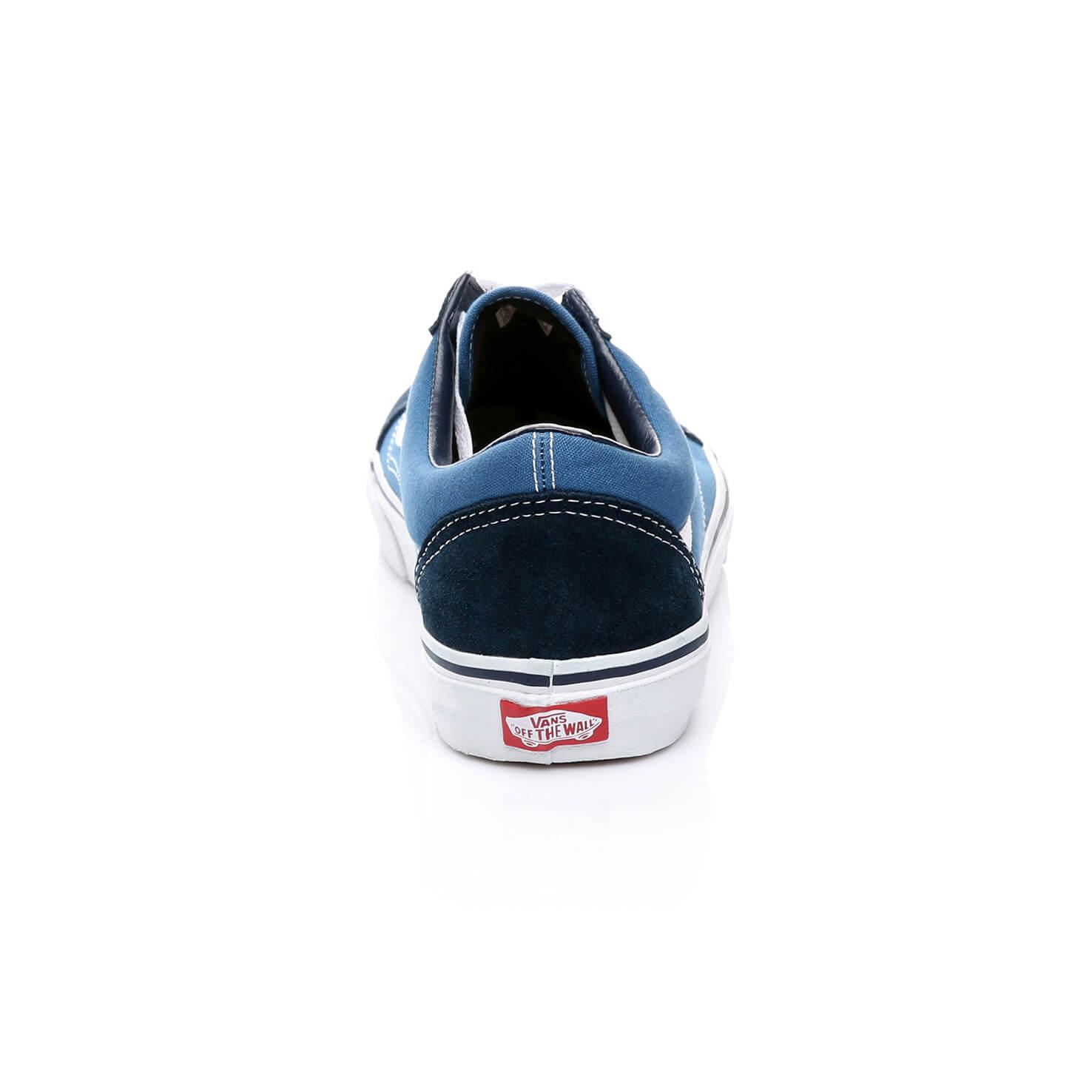 Vans Old Skool Erkek Lacivert Sneaker