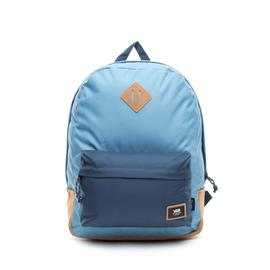Vans Old Skool Plus Backpack Unisex Mavi Sırt Çantası