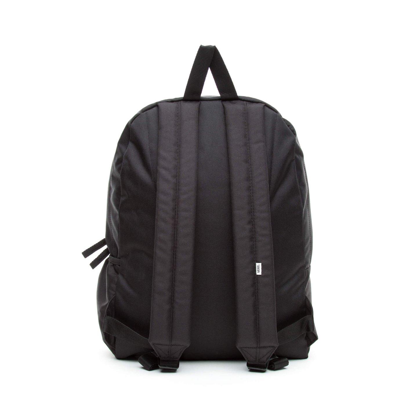 Vans Realm Flyıng V Backpack Kadın Siyah Çanta & Cüzdan
