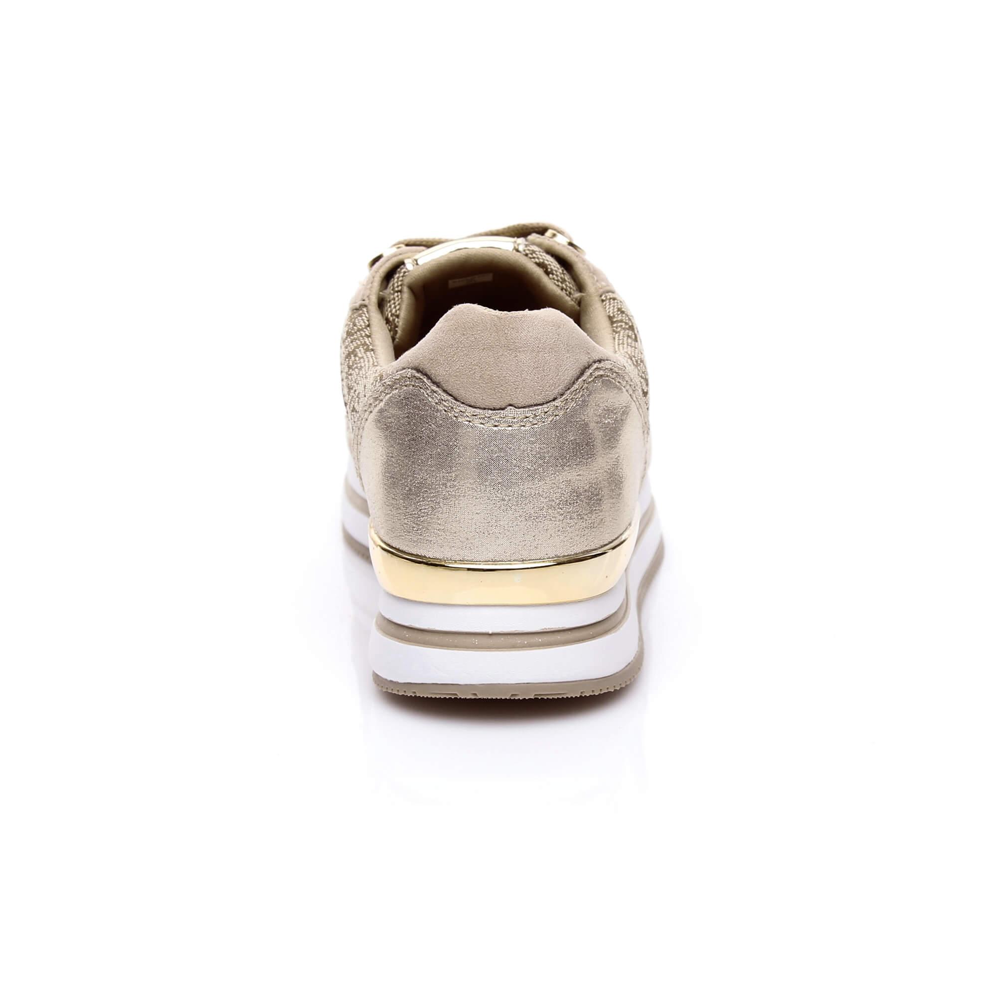 Guess Dameon Kadın Kahverengi Sneakers