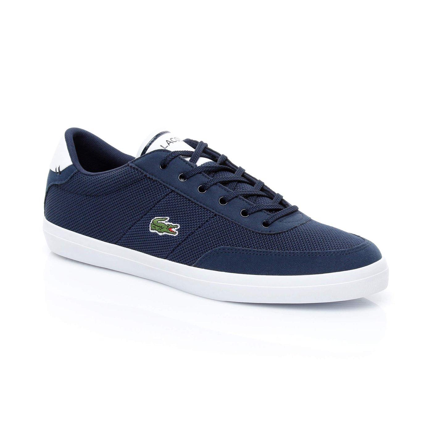 Lacoste Court Master Erkek Beyaz Sneaker
