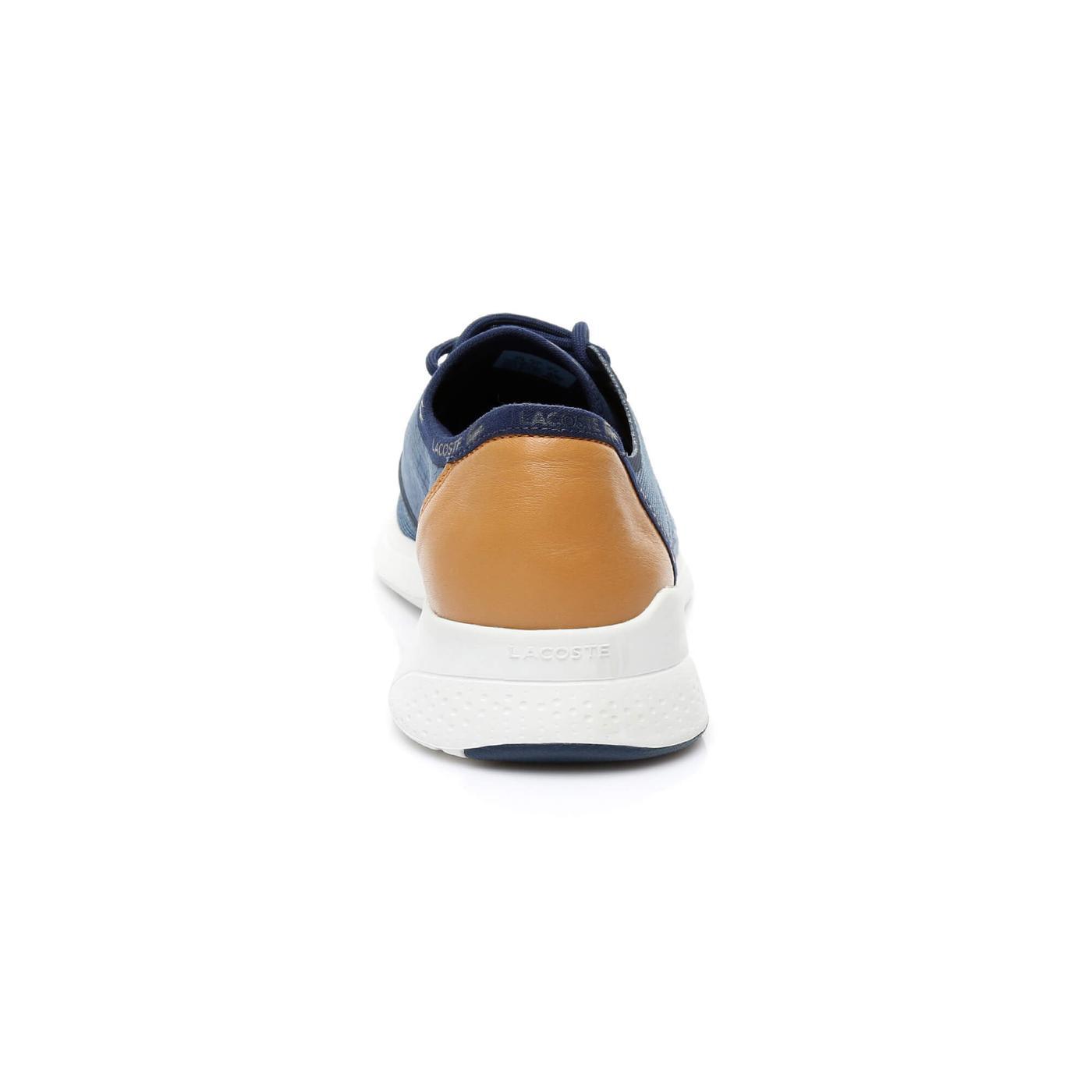 Lacoste LT FiT 118 2 Erkek Mavi Sneaker